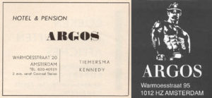 The Birth of ECMC - Argos