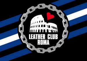 Flag of Leather Club Roma