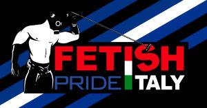 Logo del Fetish Pride Italy