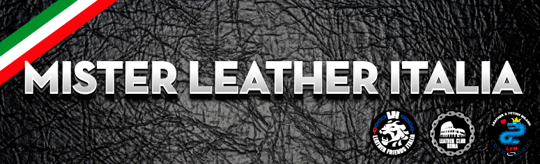 Mister Leather Italy 2017