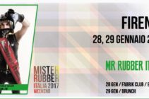 Mister Rubber Italy 2017