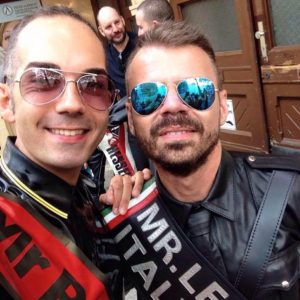Interview with Mister Leather e Mister Rubber Italy