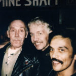 Tom of Finland, Wally and Etienne at Mineshaft