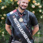 Aureliano - Mr. Leather France 2017