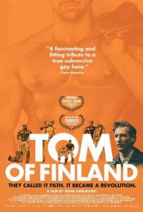 Locandina Tom of Finland