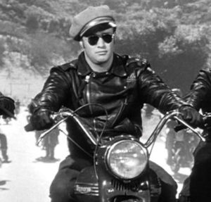 The Birth of ECMC - Marlon Brando - The Wild One