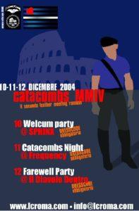 Poster di Catacombs 2004