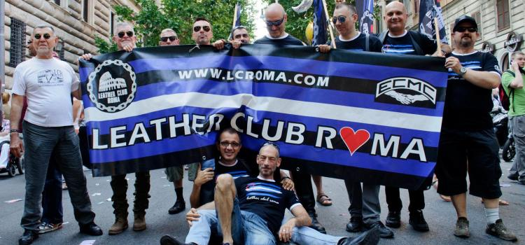 History of Leather club Roma
