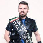 Neri, Mr. Leather Italia 2016