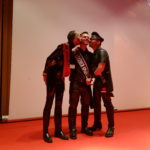 Chris & Neri baciano il nuovo Mister Leather Spain 2017