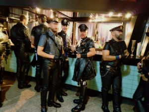 The bluf meeting at Mister Leather Spain 2017