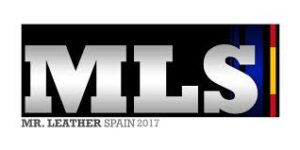 Mister Leather Spain 2017 Logo