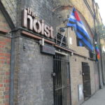 The Hoist entrance