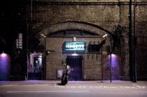 The Hoist Entrance