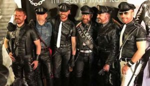 Election of Fabrizio, Mr. Leather Italy 2017