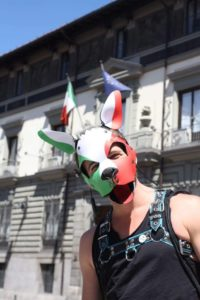 Zaush Mister Puppy Italia 2017 (primo piano)