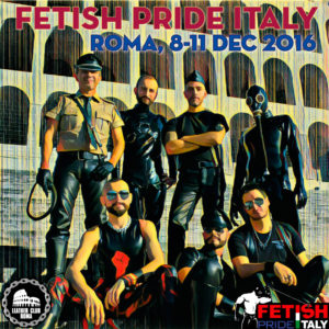 Fetish Pride Italy 2016 Official Image