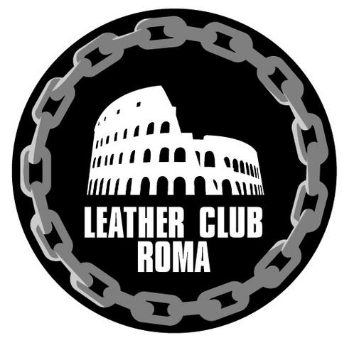 Logo Leather Club Roma