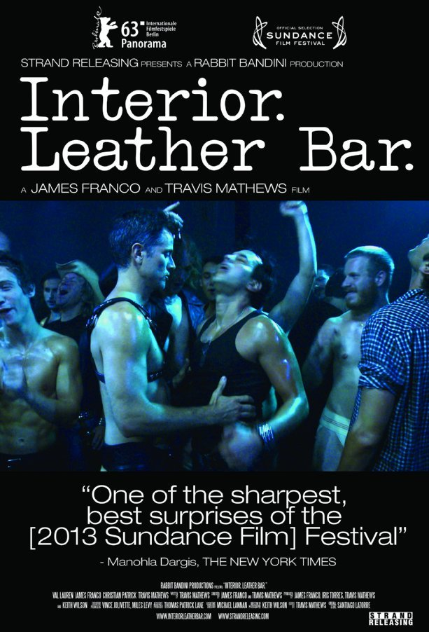 Gay leather & Fetish Movies: Interior Leather Bar