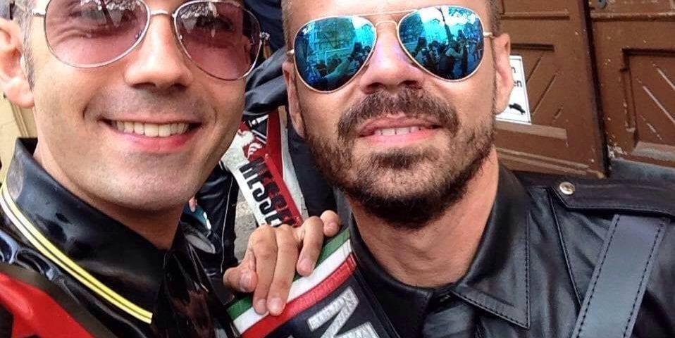 Intervista a Mister Leather e Mister Rubber Italia
