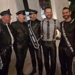 Daniel, Joe, Bruno & Fabrice