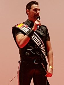 Louis - Mr. Leather Spain 2016