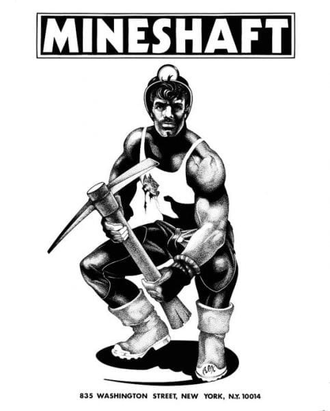 Mineshaft poster by REX