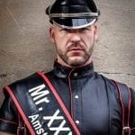 Nick, Mr. XXX Leather Amsterdam