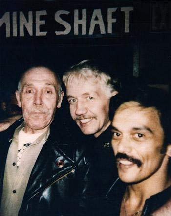 Tom of Finland, Wally e Etienne al Mineshaft