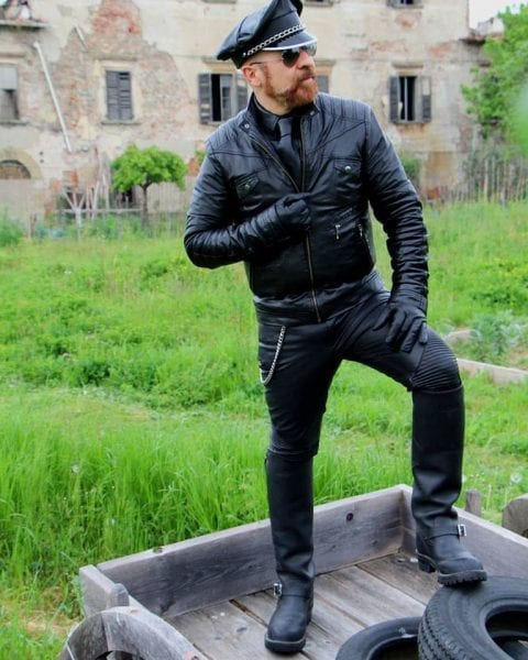 Fabrizio, Mister Leather Italy 2017