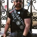 Fabrizio - Mr. Leather Italia 2017