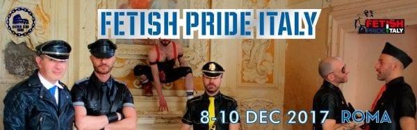 Fetish Pride Italy 2017