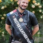 Aureliano - Mr. Leather France 2017