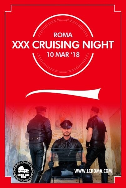 XXX Cruising Night Flyer