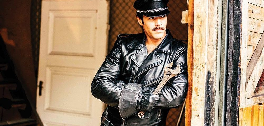 Una scena dal film Tom of Finland