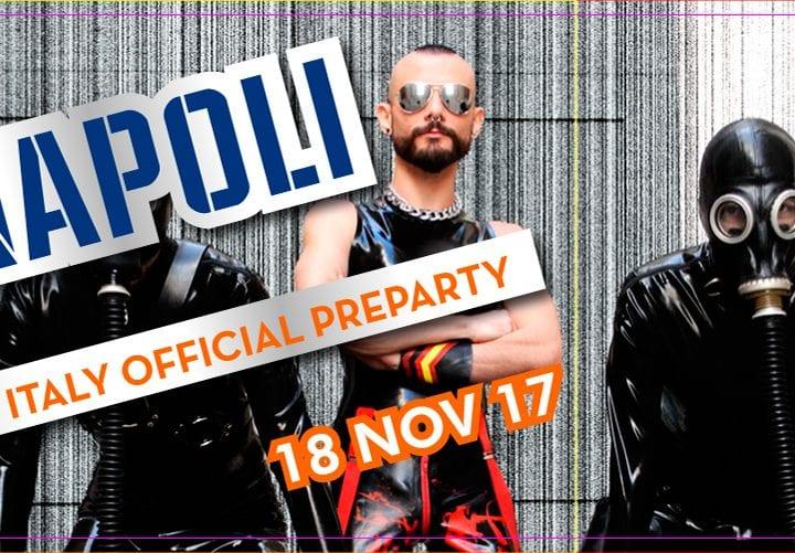 Kinky Napoli - Official Festish Pride Italy PreParty