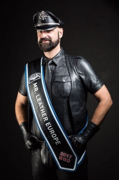 Raymond Mister Leather Europe