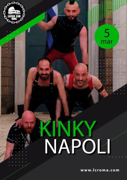 Kinky Napoli 2022