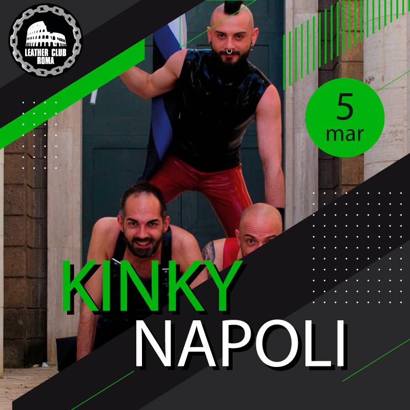 Kinky Napoli 2022_quadrato
