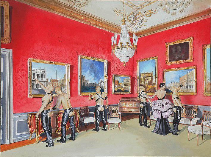 Pasiòn por Canaletto