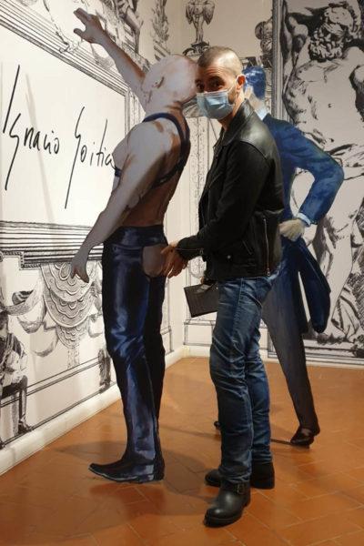 Leather Club Roma alla mostra