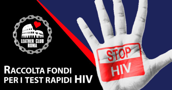 Raccolta fondi test rapido HIV